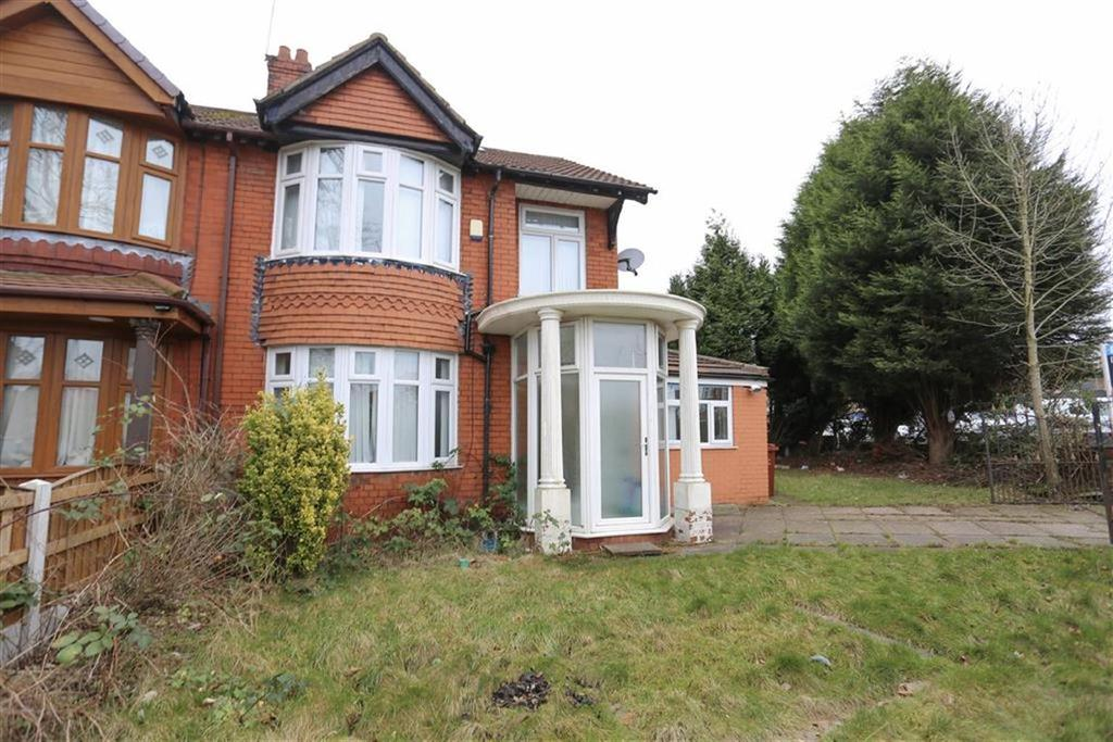 3 Bedrooms Semi Detached House for sale in Mauldeth Road, Burnage, Manchester