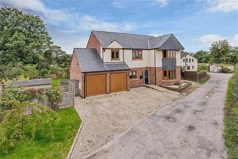 5 bedroom detached house for sale - Fir Field Lane, Maesbury Marsh