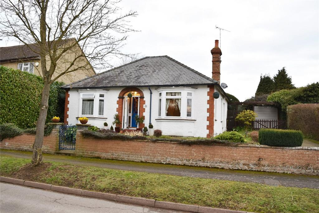2 Bedrooms Detached Bungalow for sale in Rothschild Road, Leighton Buzzard
