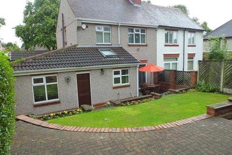 3 bedroom semi-detached house for sale - Ridgeway Road, Gleadless, Sheffield, S12 2SY