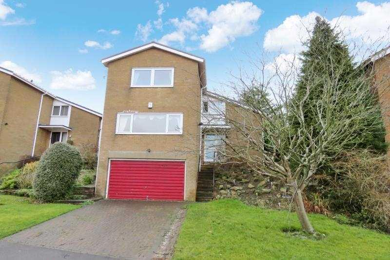 3 Bedrooms Detached House for sale in Teesdale Road, Ridgeway, Sheffield, S12 3XH