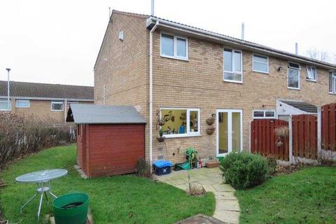 3 bedroom semi-detached house for sale - Meadowcroft Glade, Westfield, Sheffield, S20 8EN