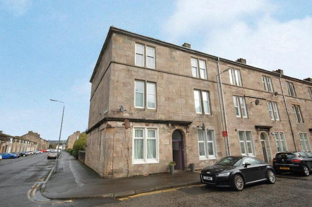1 Bedroom Ground Flat for sale in Castlegreen Street, Dumbarton G82 1HN