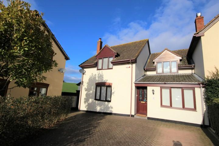 3 Bedrooms End Of Terrace House for sale in Sawpits Close, Stogumber, Taunton TA4
