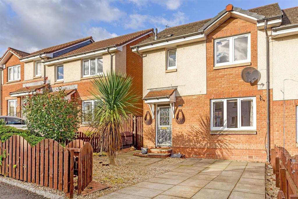 3 Bedrooms Semi Detached House for sale in 46 Park Terrace, Broxburn, West Lothian, EH52