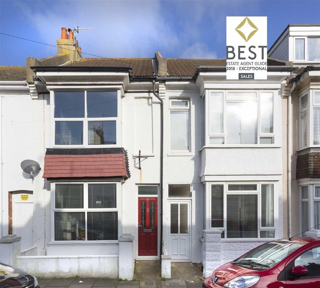 2 Bedrooms Terraced House for sale in Gardener Street, Portslade