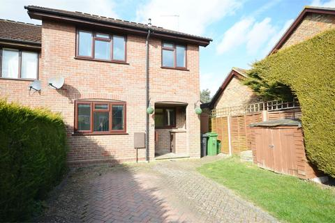 2 bedroom end of terrace house to rent - Knollmead, Calcot, Reading, Berkshire, RG31