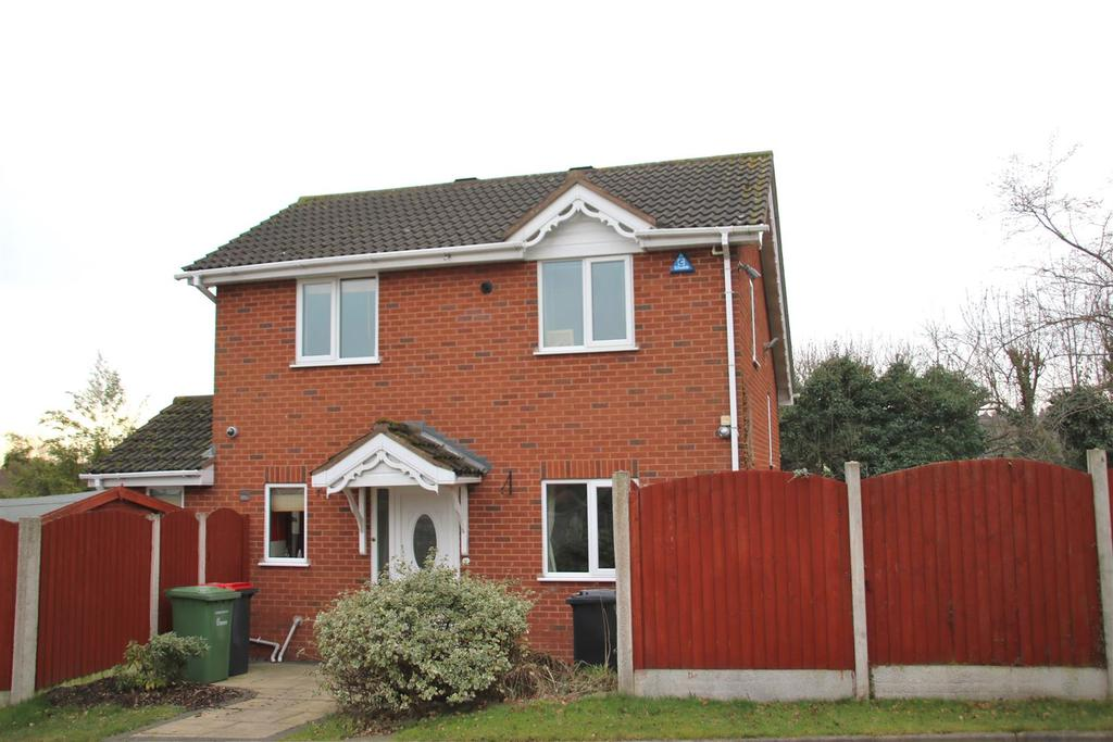 4 Bedrooms Detached House for sale in The Lynch, Polesworth, Tamworth