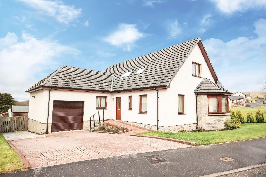 4 Bedrooms Detached House for sale in Hutchison Drive, Scone, Perthshire, PH2 6GB