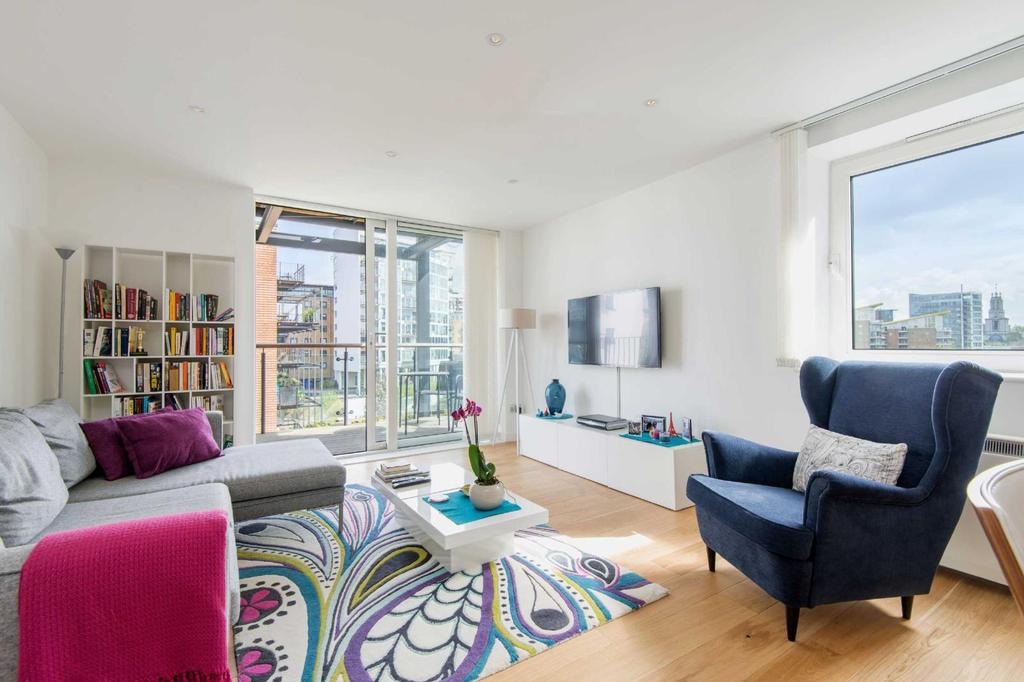 2 Bedrooms Flat for sale in Medland House, E14