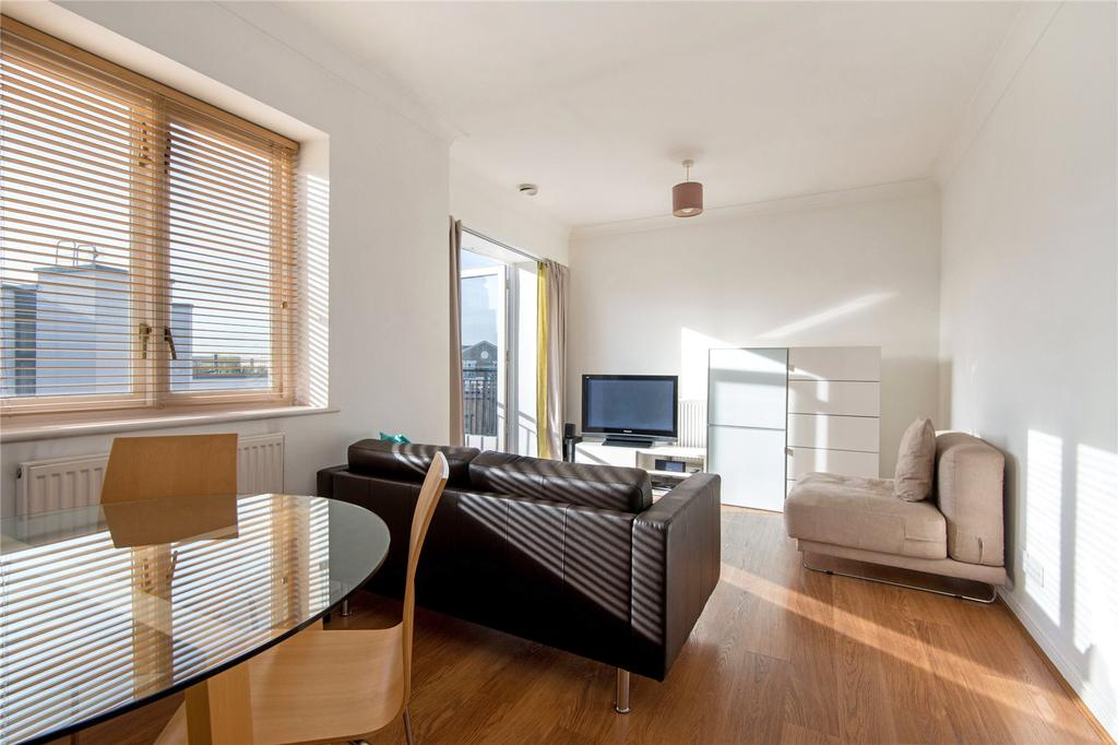 2 Bedrooms Flat for sale in Commercial Wharf, E14