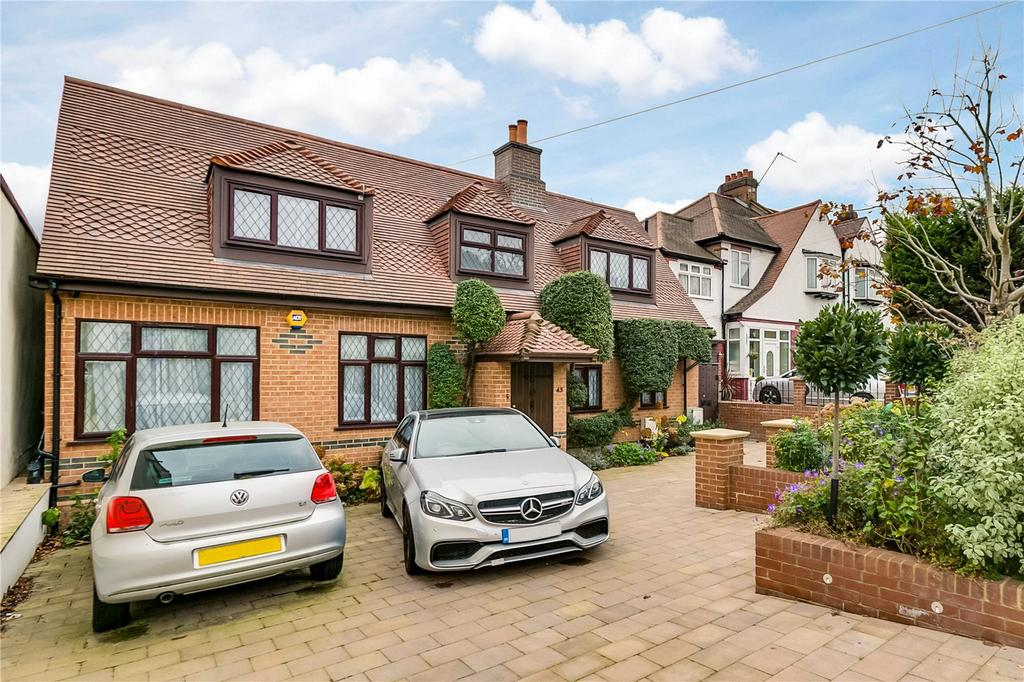 5 Bedrooms Detached House for sale in Glenburnie Road, London