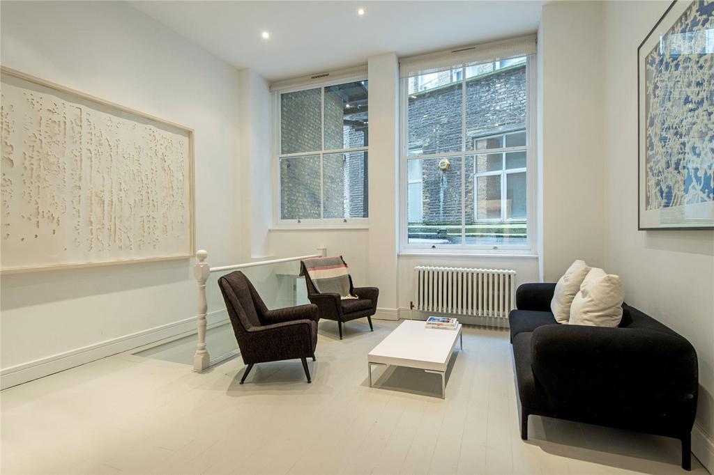 2 Bedrooms Flat for sale in Paul Street, EC2A