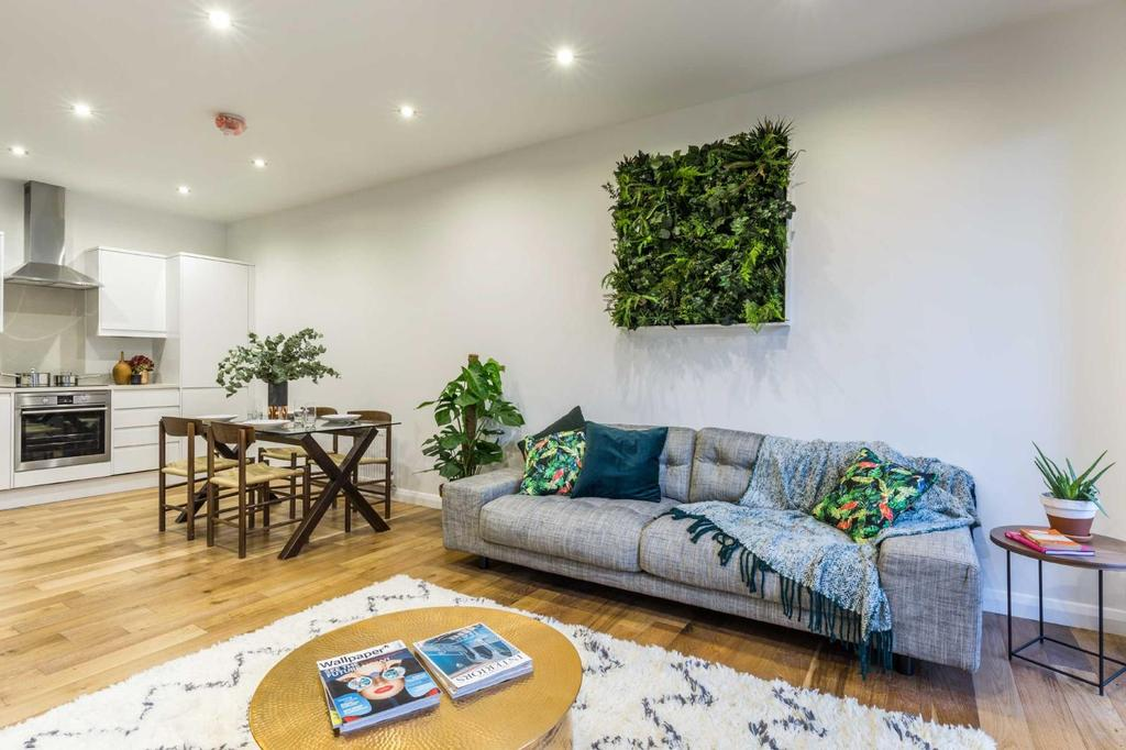 3 Bedrooms Flat for sale in Pitfield Street, N1