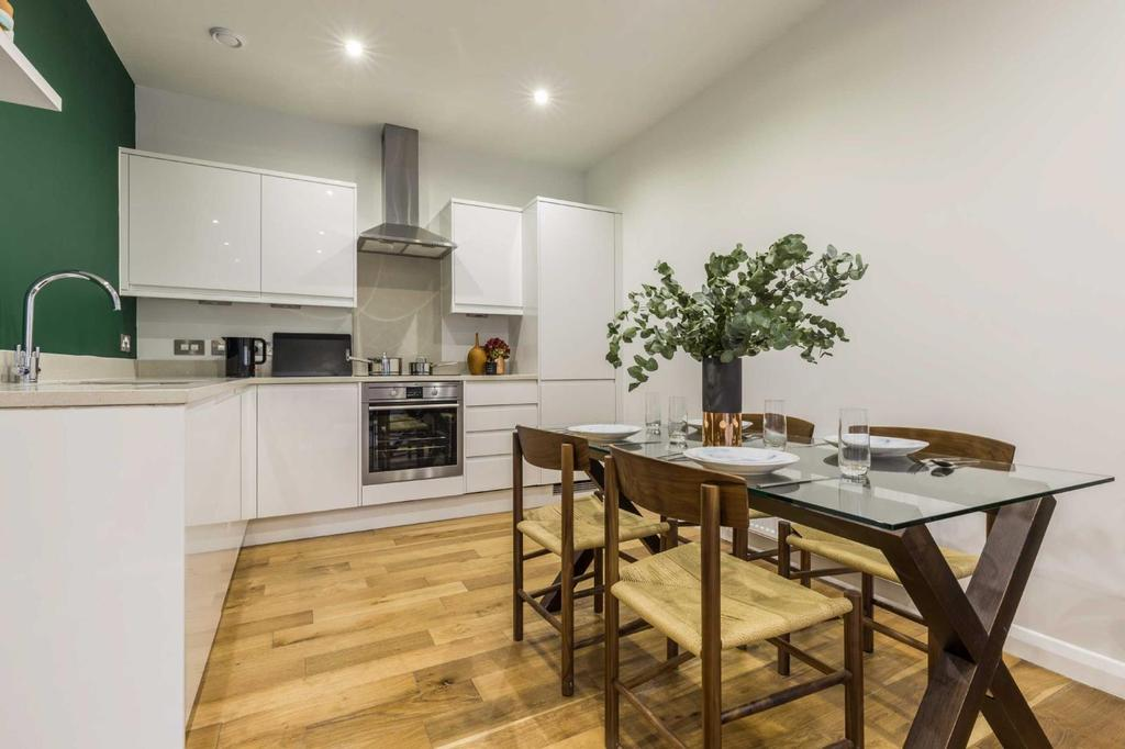 3 Bedrooms Penthouse Flat for sale in Pitfield Street, N1