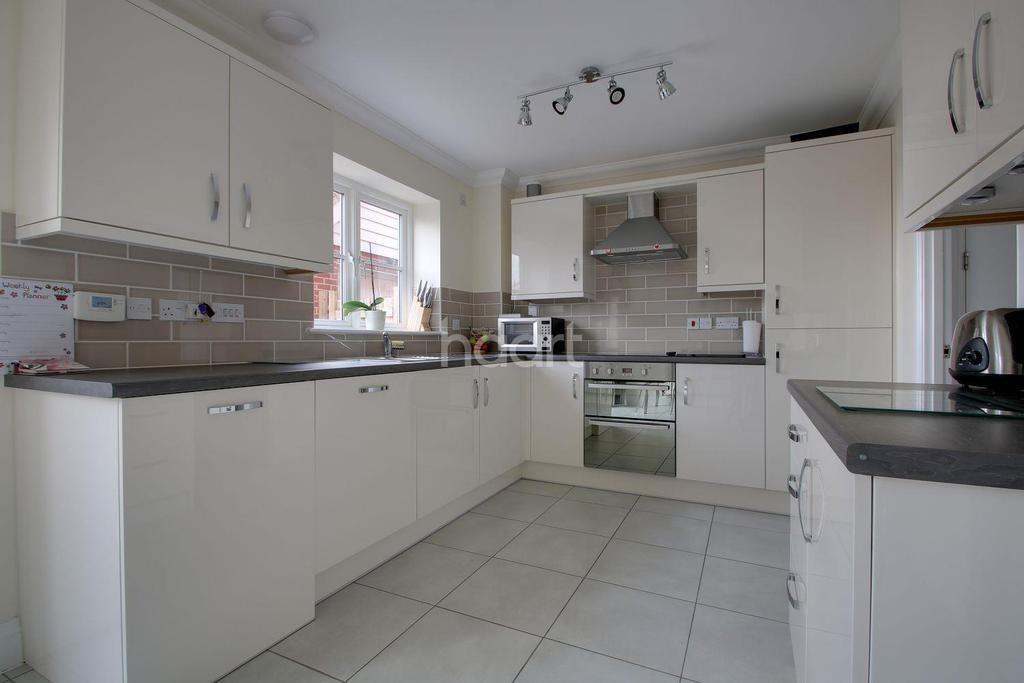 3 Bedrooms Semi Detached House for sale in Simpson Way, Barrow