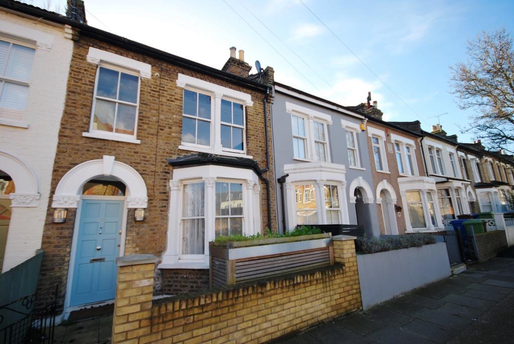 3 Bedrooms Terraced House for sale in Jennings Road East Dulwich SE22
