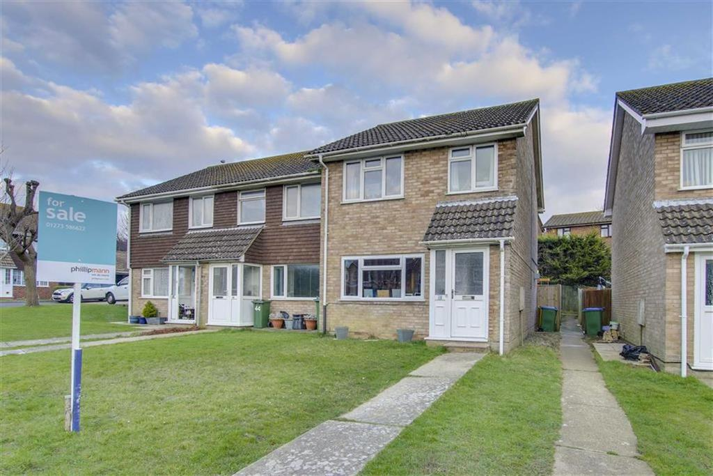 3 Bedrooms End Of Terrace House for sale in Stanley Road, Peacehaven
