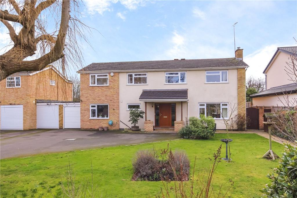 4 Bedrooms Detached House for sale in The Broadway, Wheathampstead, St. Albans, Hertfordshire