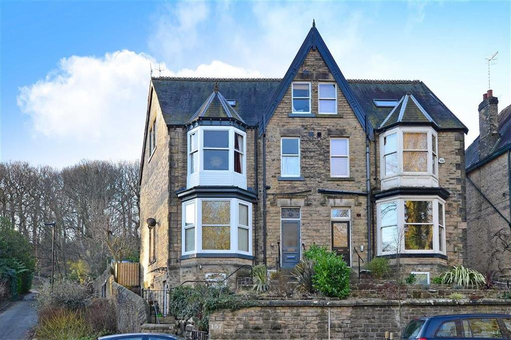 3 Bedrooms Flat for sale in Duplex Penthouse Apartment, 157, Rustlings Road, Endcliffe Park, Sheffield, S11