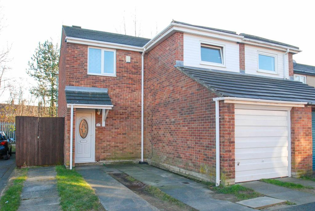 3 Bedrooms House for sale in Waverdale Way, South Shields