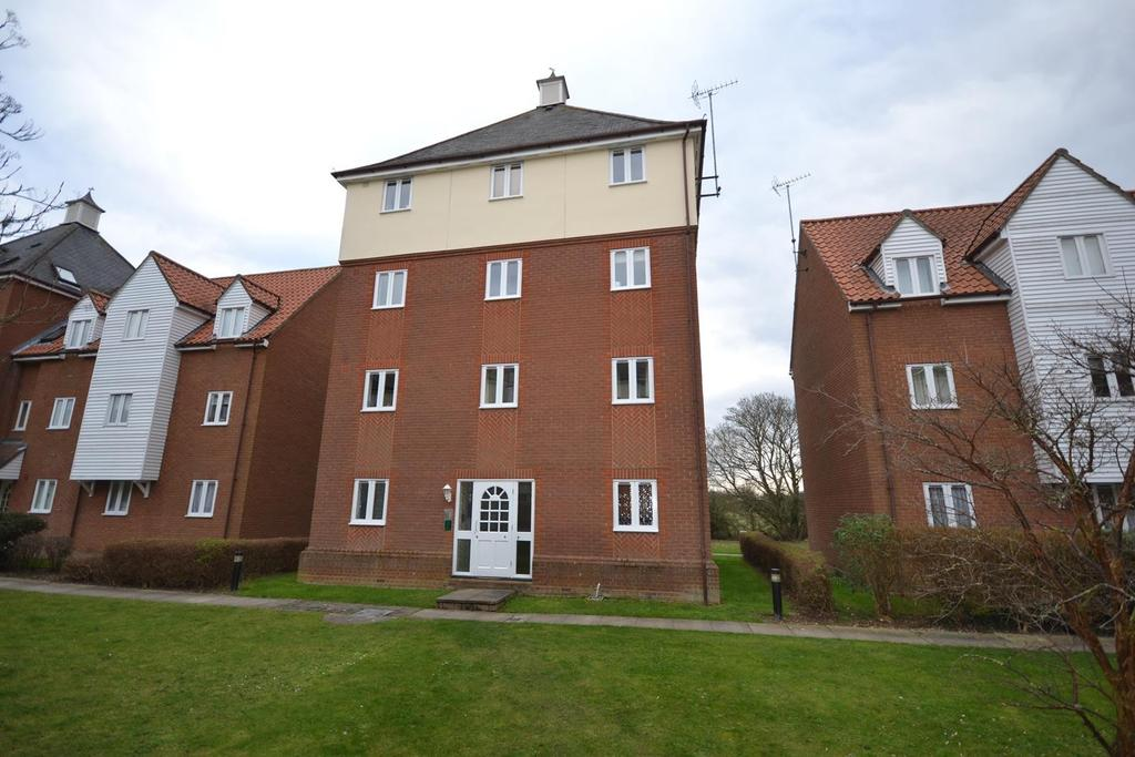 2 Bedrooms Apartment Flat for sale in Melba Court, Writtle, CM1