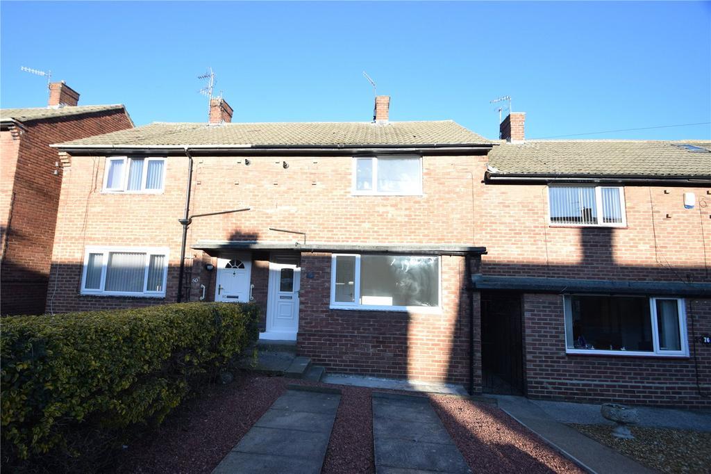 2 Bedrooms Terraced House for sale in Melrose Crescent, Seaham, Co Durham, SR7