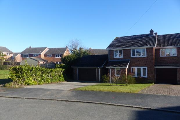 3 Bedrooms End Of Terrace House for sale in Pine Croft, Ashbourne, DE6