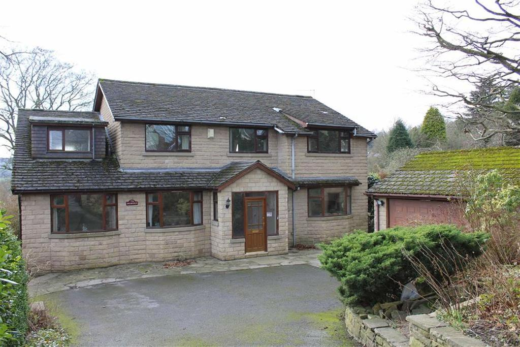 5 Bedrooms Detached House for sale in Whaley Lane, Whaley Bridge, High Peak, Derbyshire