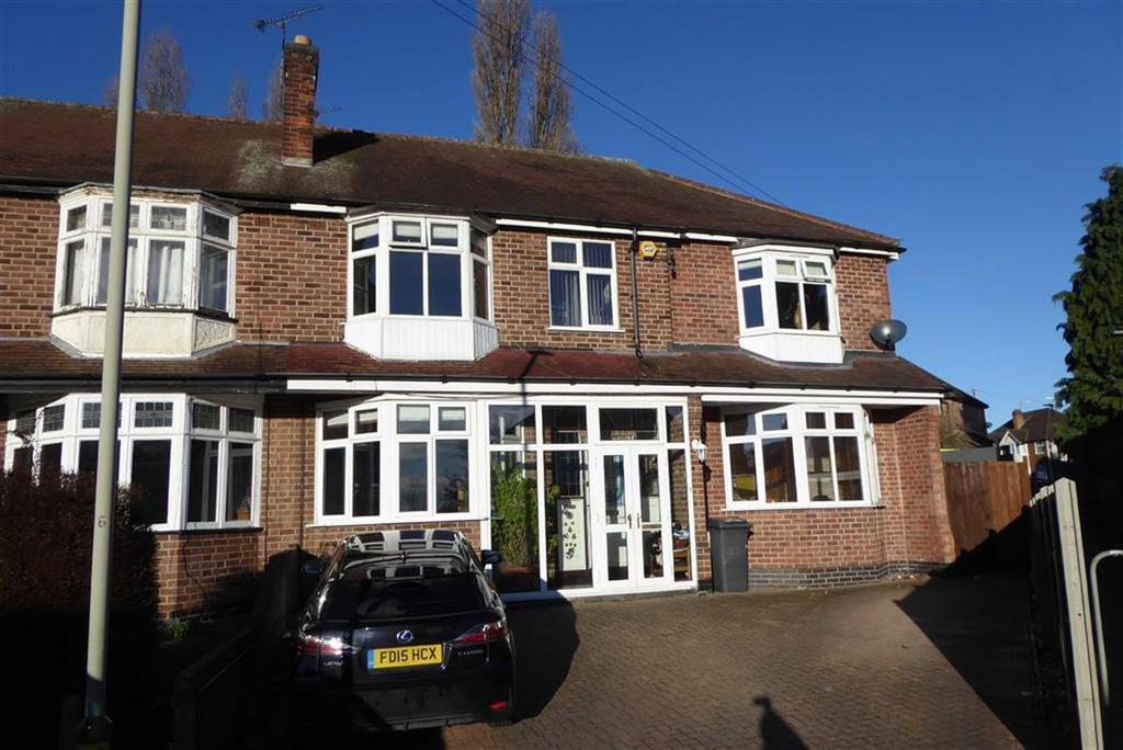 5 Bedrooms Semi Detached House for sale in Brian Road, Leicester