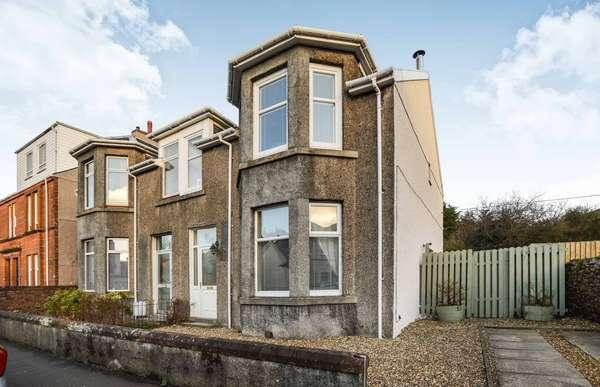 3 Bedrooms Semi-detached Villa House for sale in 8 Allanpark Street, Largs, KA30 9AG
