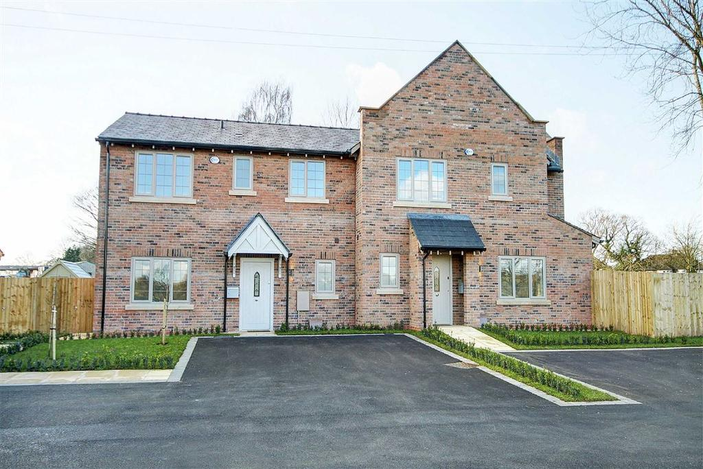 4 Bedrooms Semi Detached House for sale in Latham Hall, Hale, Cheshire