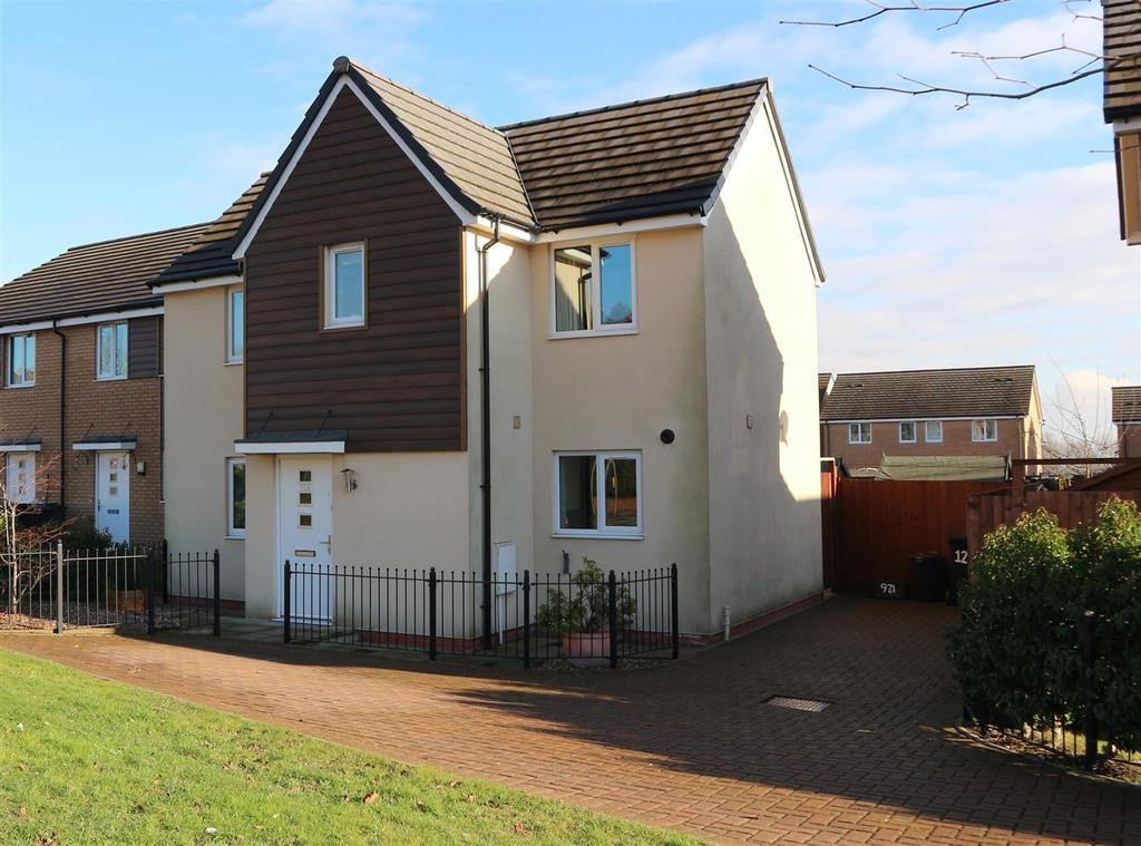 3 Bedrooms Detached House for sale in Priory Road, Dudley