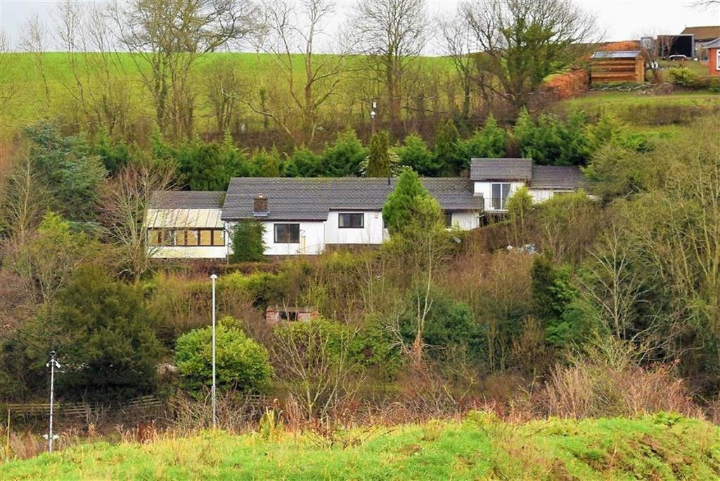 3 Bedrooms Detached Bungalow for sale in Camlo, Upper Dolfor Road, Upper Dolfor Road, Newtown, Powys, SY16