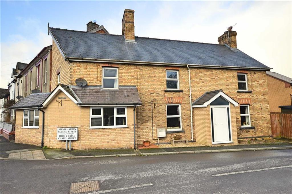 5 Bedrooms Terraced House for sale in Bridgend House, Bridge Street, Bridge Street, Caersws, Powys, SY17