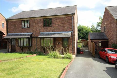 2 bedroom semi-detached house to rent - 24, Chestnut Drive, Middletown, Welshpool, Powys, SY21