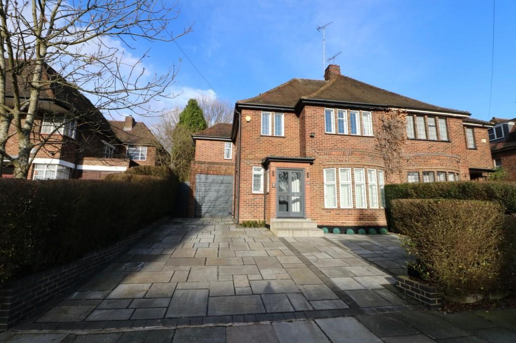 5 Bedrooms Semi Detached House for sale in Brim Hill, Hampstead Garden Suburb