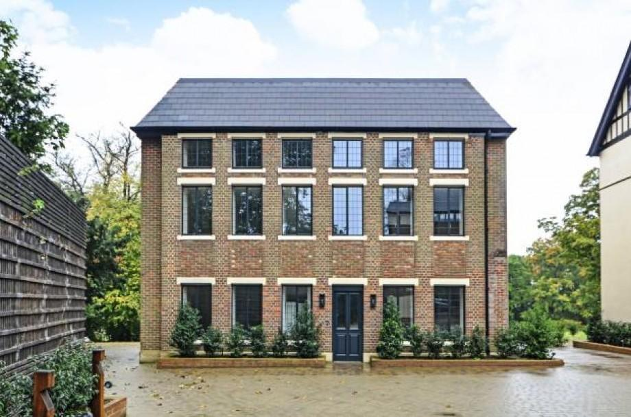 2 Bedrooms Apartment Flat for sale in The Ridgeway, Mll Hill