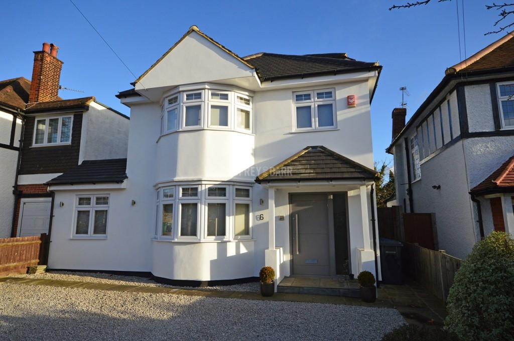 5 Bedrooms Detached House for sale in Sunbury Avenue, Mill Hill