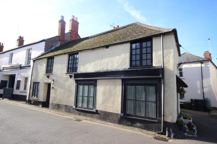 4 Bedrooms End Of Terrace House for sale in Swain Street, Watchet TA23