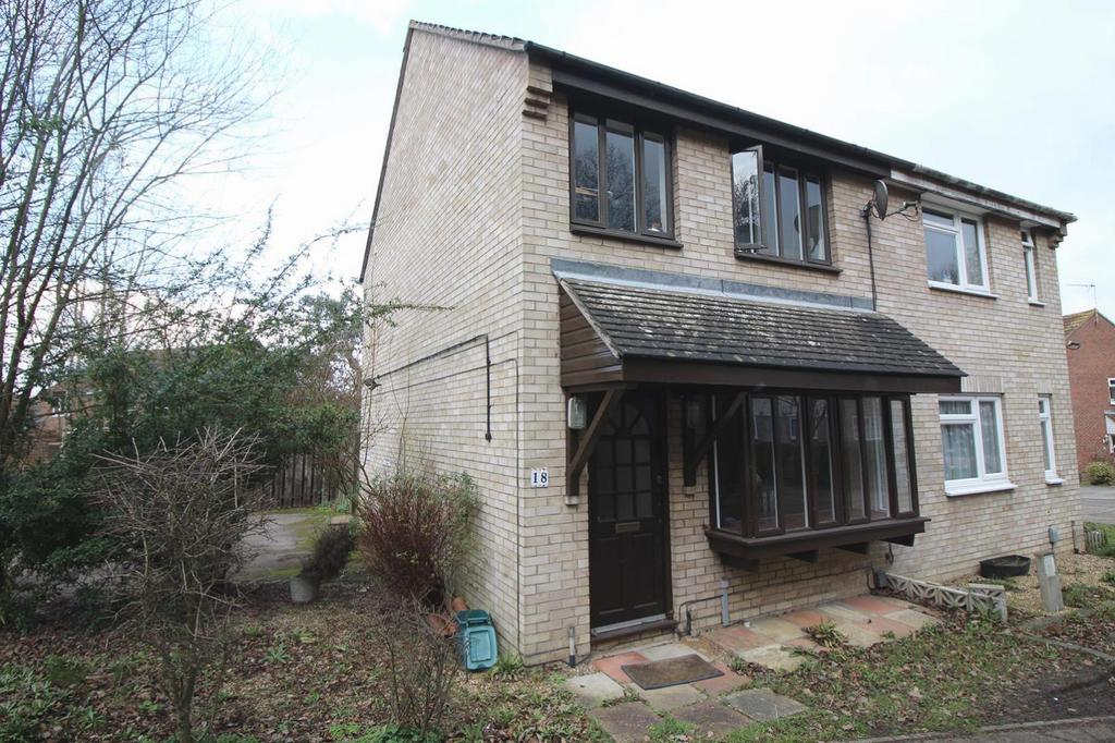 3 Bedrooms Semi Detached House for sale in Cotswold Court, Highwoods, Colchester, Essex, CO4