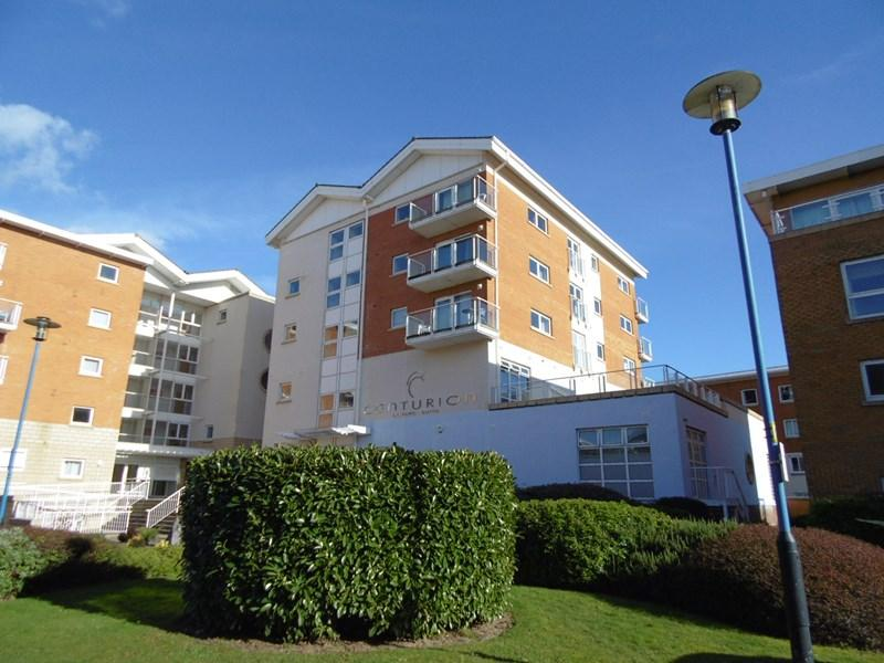 Studio Flat for sale in Chandlery Way, Cardiff