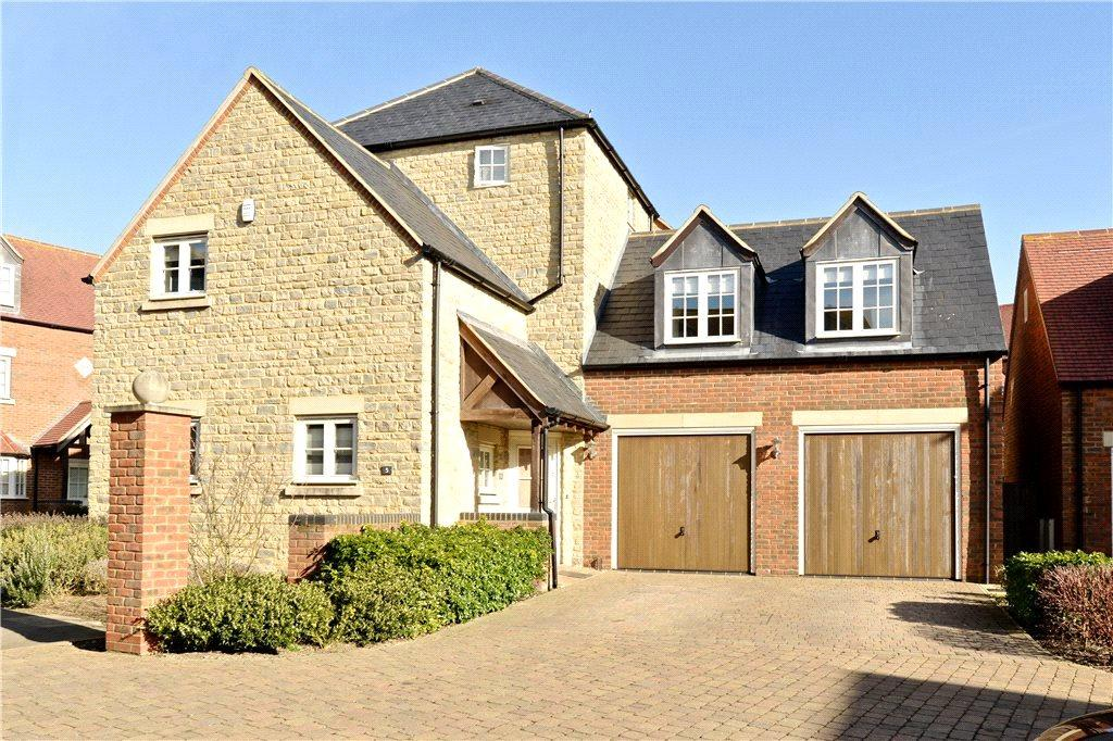 6 Bedrooms Detached House for sale in Cuckoo Hill Rise, Hanslope, Milton Keynes, Buckinghamshire