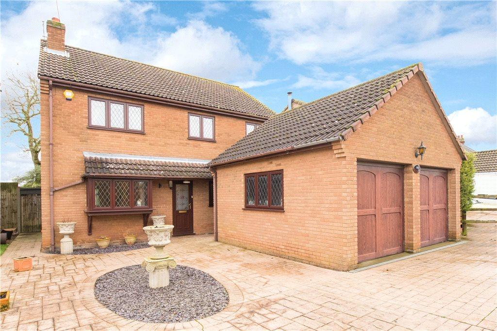 4 Bedrooms Detached House for sale in Keysoe Road, Thurleigh, Bedfordshire