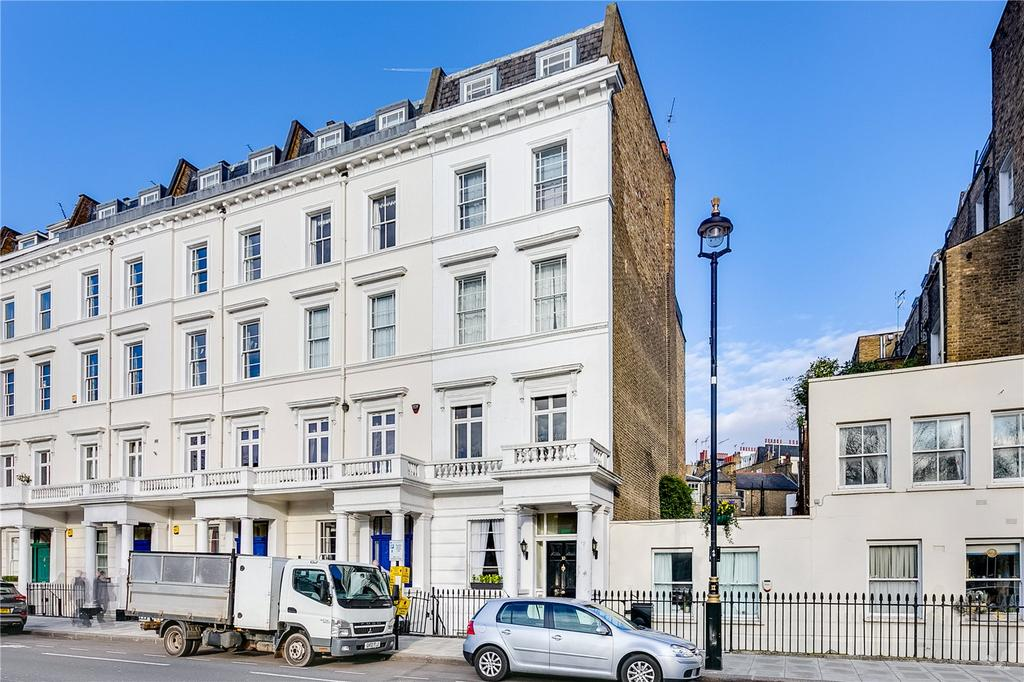 3 Bedrooms Flat for sale in Lupus Street, Pimlico, London