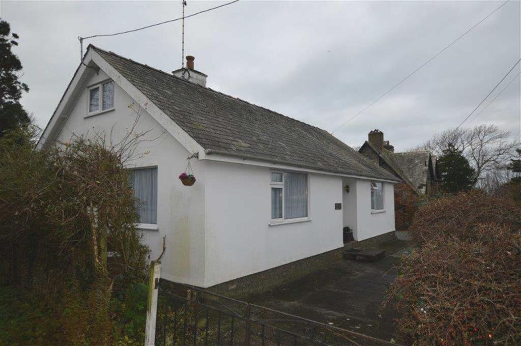 2 Bedrooms Detached Bungalow for sale in Lower Mill Cottage, Mill Street, Llwyngwril, Gwynedd, LL37