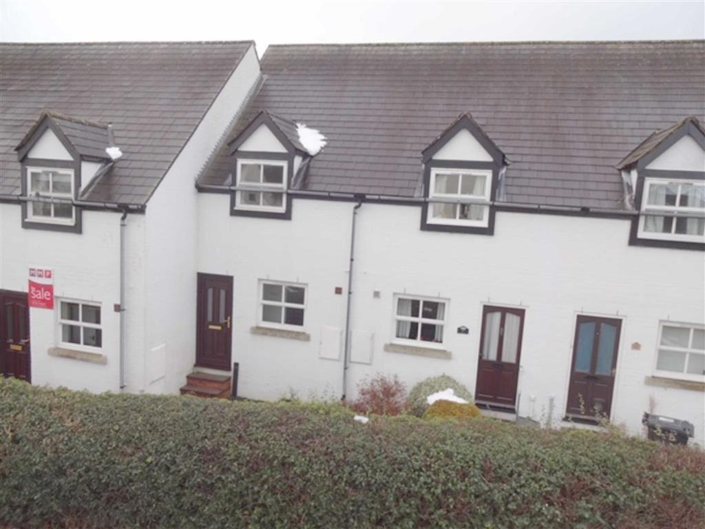 2 Bedrooms Terraced House for sale in 10, Tynllan Court, Castle Caereinion, Welshpool, Powys, SY21