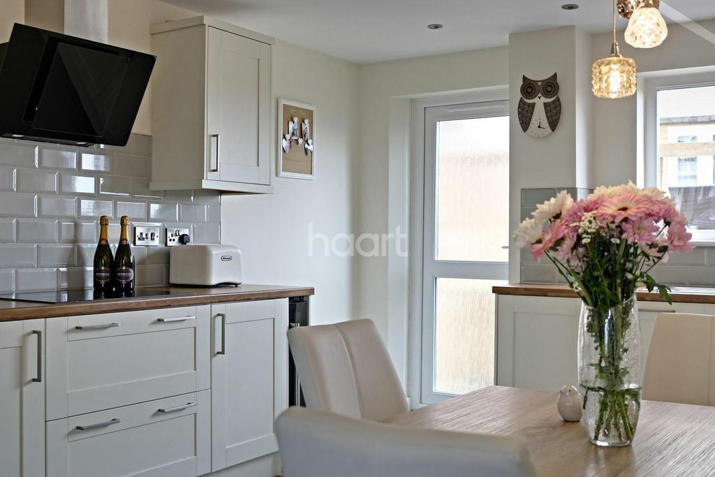 2 Bedrooms End Of Terrace House for sale in Carradale Road, Eggbuckland