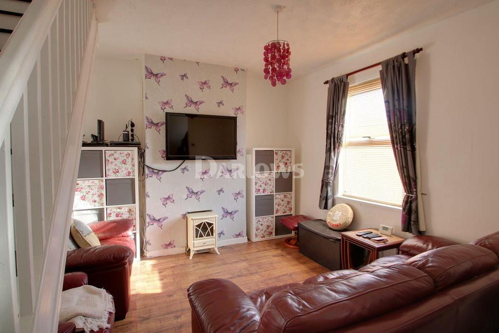 3 Bedrooms Terraced House for sale in Pontrhydyrun Road, Cwmbran