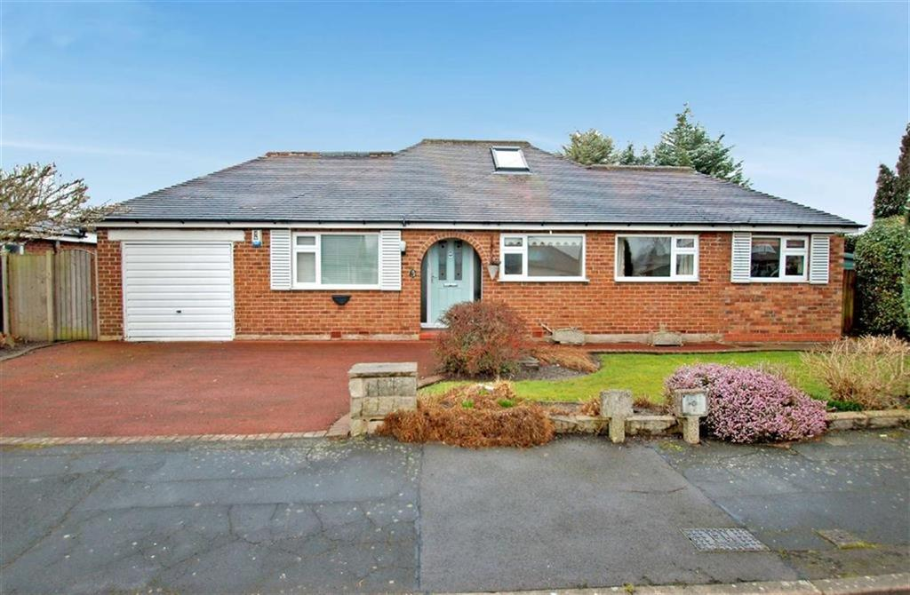 2 Bedrooms Detached Bungalow for sale in Victoria Way, Bramhall, Cheshire